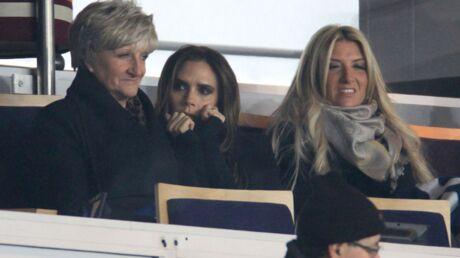 DIAPO Victoria Beckham (et plein de people) au stade pour les débuts de David au PSG