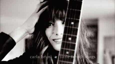 PHOTO Découvrez la pochette du dernier album de Carla Bruni