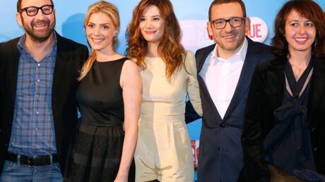 PHOTOS Alice Pol sexy, Dany Boon et Kad Merad complices pour Supercondriaque