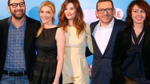 PHOTOS Alice Pol sexy, Dany Boon et Kad Merad complices pour Supercondriaque
