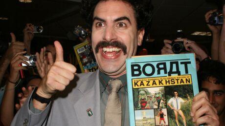 Sacha Baron Cohen: son personnage dans Borat lui a valu une enquête du FBI
