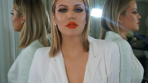 Khloé Kardashian: critiquée pour avoir retouché son selfie, elle rétablit la vérité et clashe