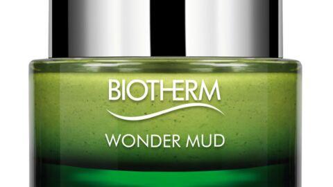 Wonder Mud, l'astuce peau radieuse de Biotherm
