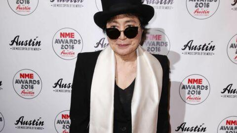 Pour Yoko Ono, les Beatles ne se sont pas séparés à cause d'elle