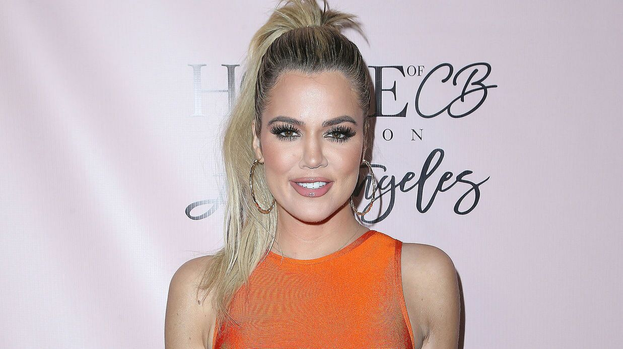 PHOTOS Khloé Karda­shian : vacances au soleil avec son amou­reux, Tris­tan Thomp­son