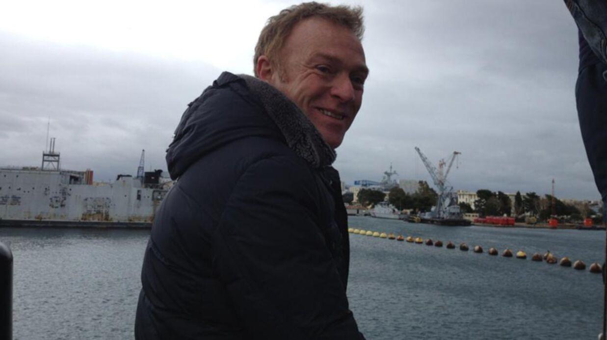 PHOTO Christophe Hondelatte a survécu à son aventure en sous-marin