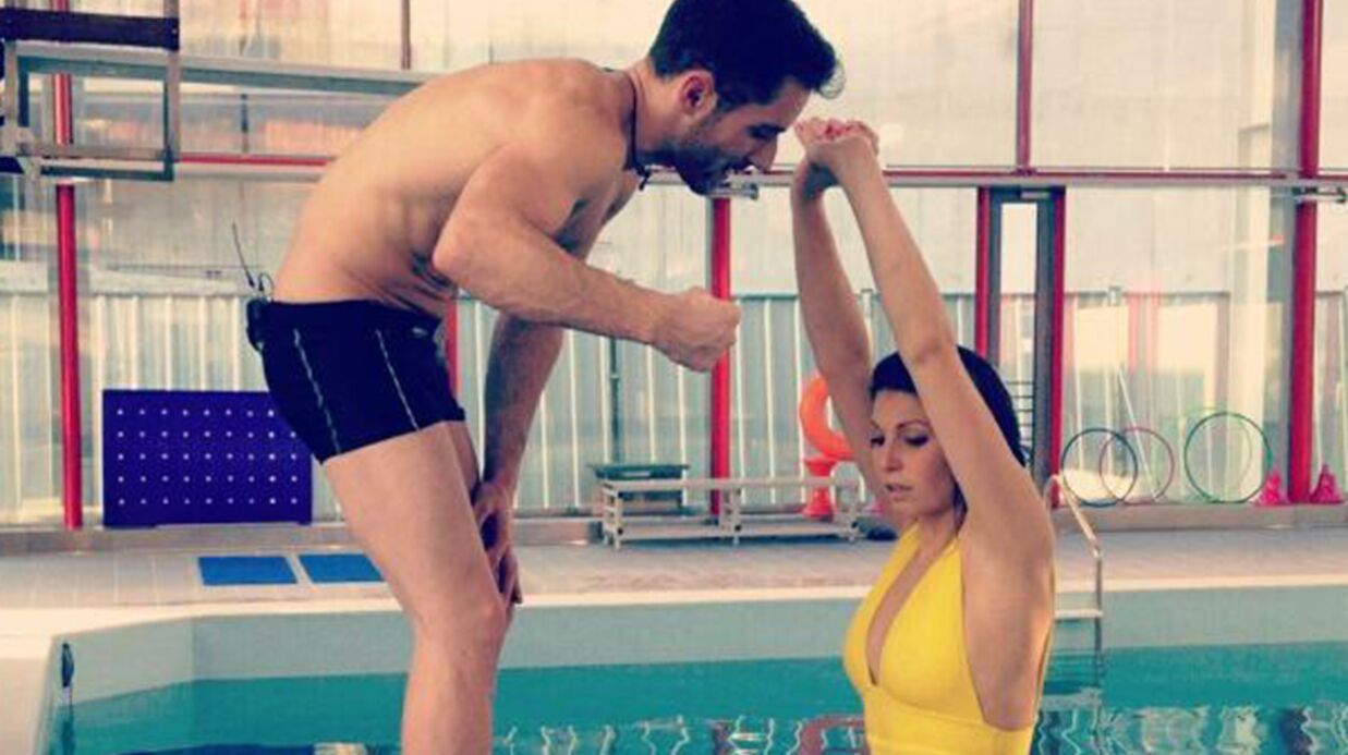 PHOTOS Laury Thilleman en maillot de bain pour Splash