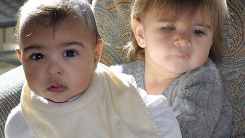 PHOTO Kim Kardashian dévoile un adorable cliché de famille