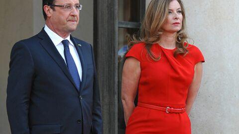 OFFICIEL François Hollande a annoncé sa rupture avec Valérie Trierweiler