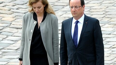 François Hollande et Valérie Trierweiler devraient annoncer leur séparation aujourd'hui