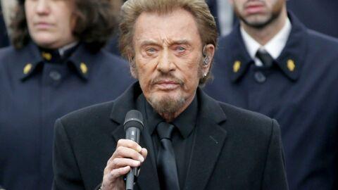 Johnny Hallyday payé très cher pour chanter aux commémorations du 10 janvier? Son avocat dément!