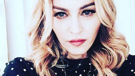 En pleine tourmente familiale, Madonna remercie ses fans pour leur soutien