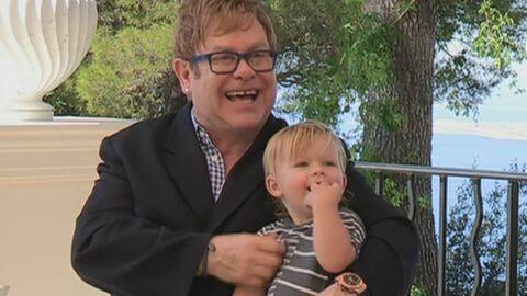 Elton John et David Furnish: un deuxième bébé en route?