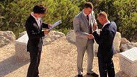 PHOTOS Benedict Cumberbatch (Sherlock Holmes) a marié deux amis gays