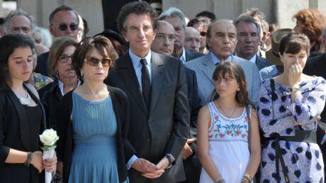 DIAPO Les familles du cinéma et de la politique réunies aux obsèques de Valérie Lang