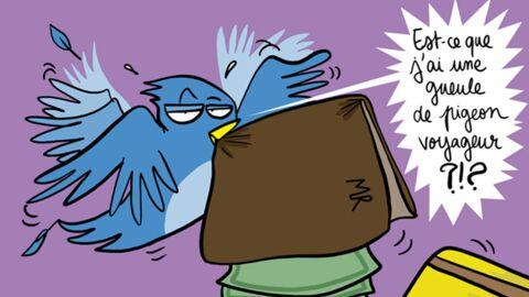 Louison a croqué: Mark Ruffalo récupère son portefeuille grâce… à Twitter
