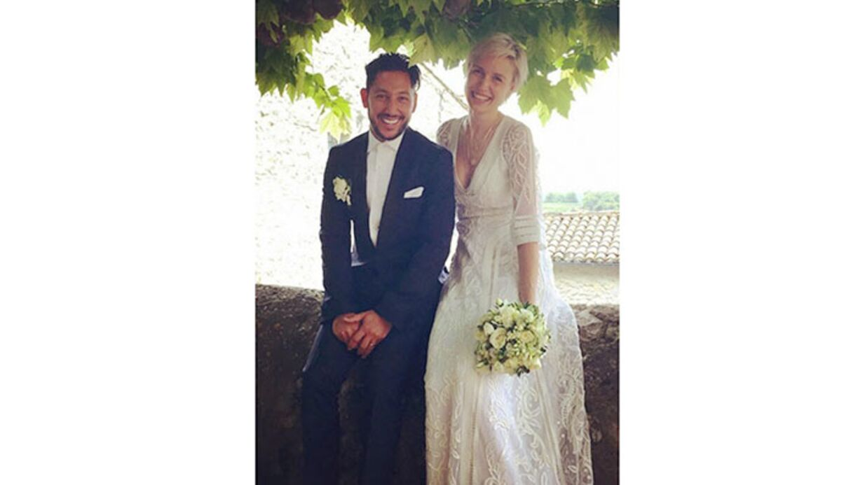 PHOTOS Le rappeur K. Maro a épousé l'ex de… Cyril Lignac