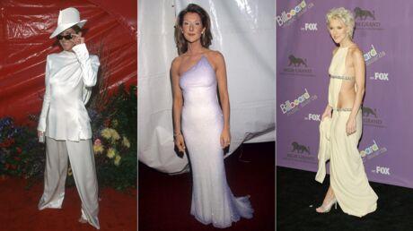 PHOTOS Céline Dion icône de mode: retour sur ses looks les plus improbables