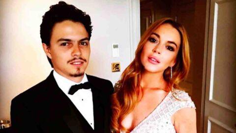 VIDEO Lindsay Lohan en panique après une violente dispute avec son fiancé qui aurait tenté de l'étrangler