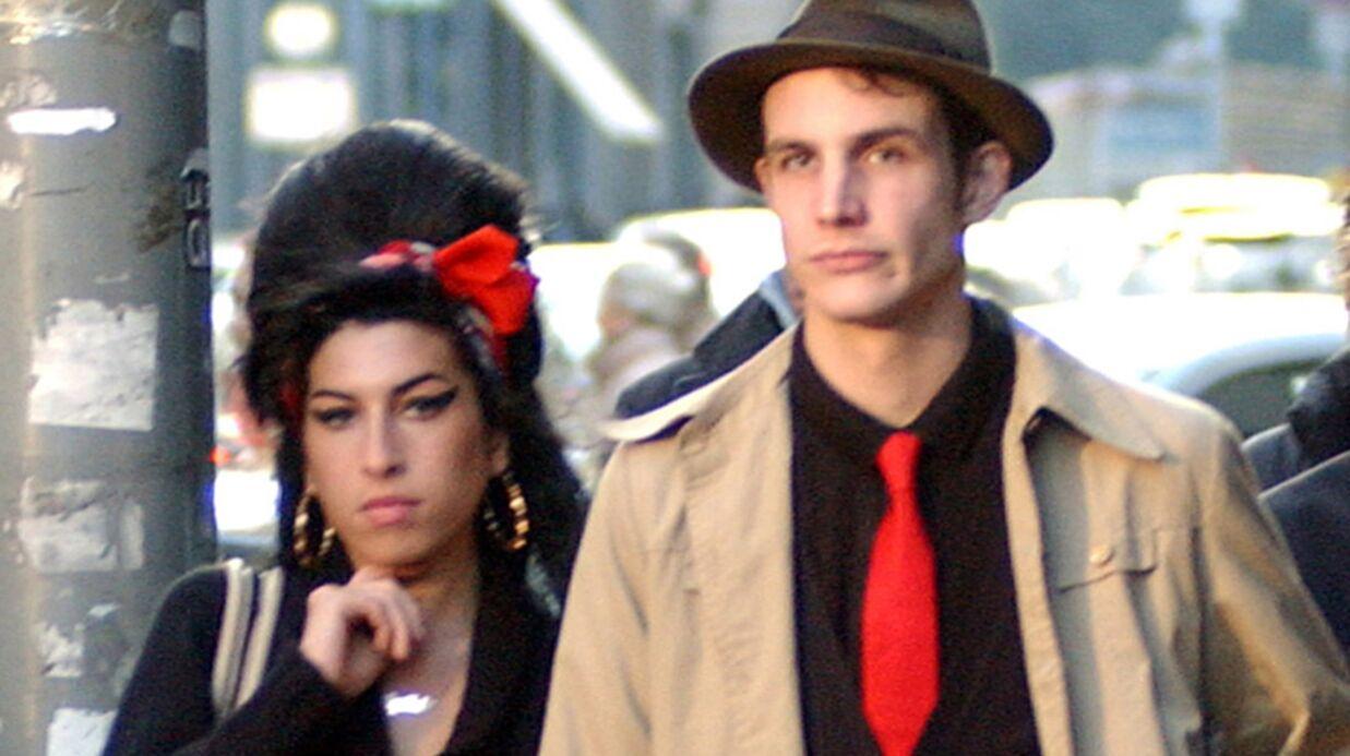 Amy Winehouse voulait un enfant avec Blake Fielder-Civil