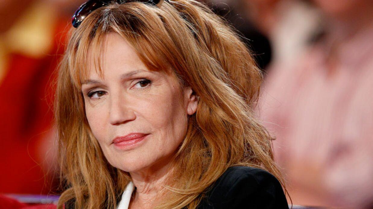 Clémentine Célarié évoque l'homme qui s'est suicidé pour elle