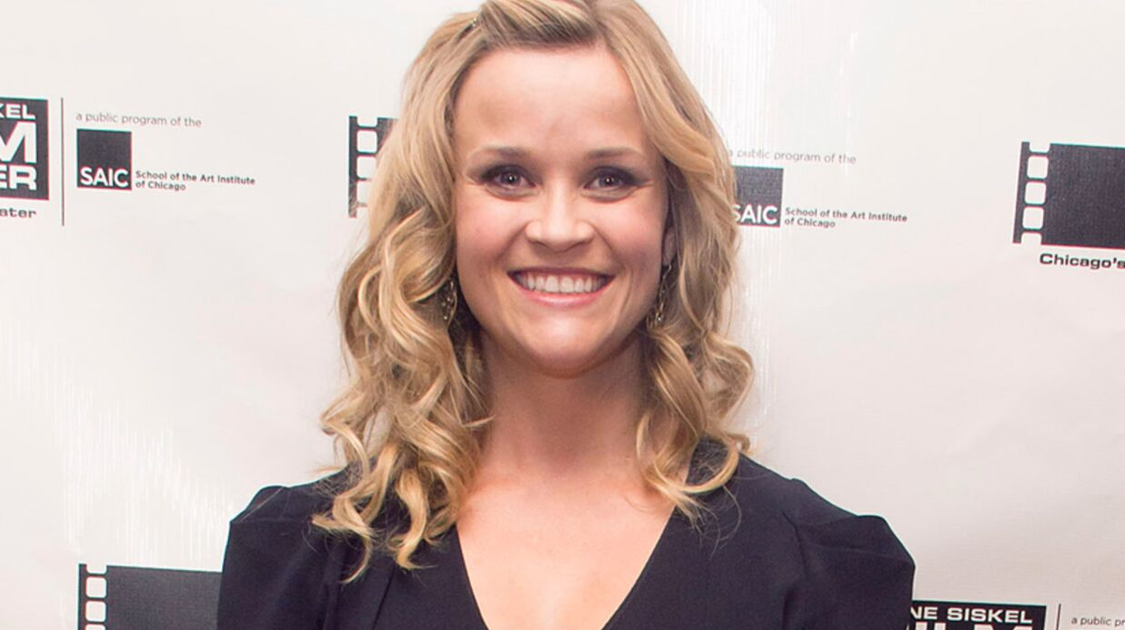 Reese Witherspoon évoque enfin sa grossesse