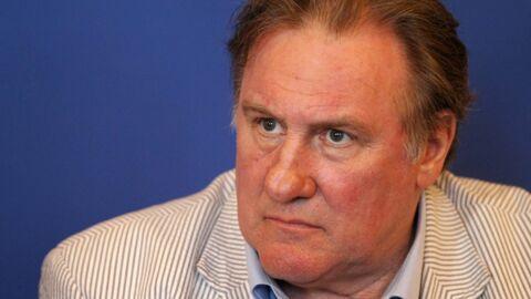 Gérard Depardieu victime d'un accident de voiture à Moscou