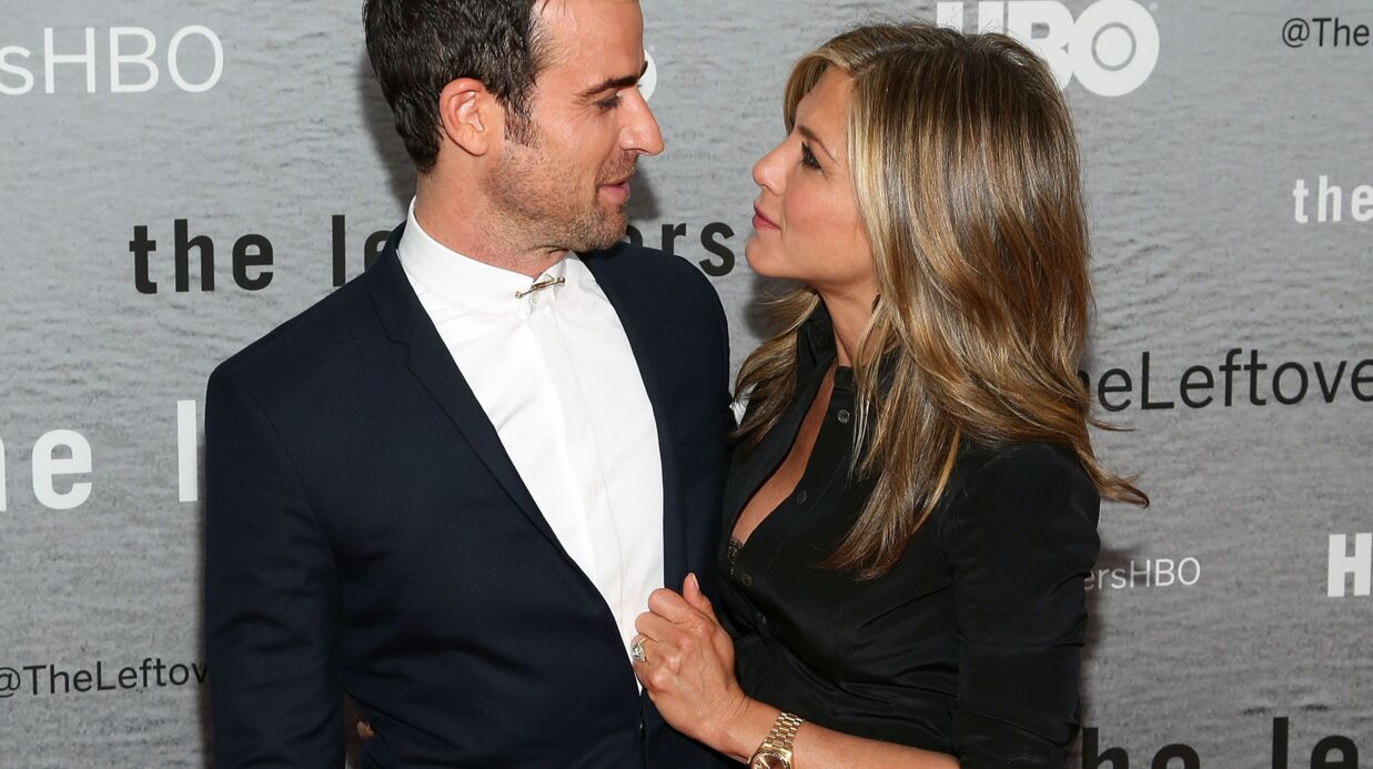 Justin Theroux: sa déclaration d'amour à Jennifer Aniston