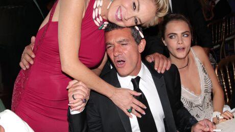 Antonio Banderas flirterait avec Sharon Stone