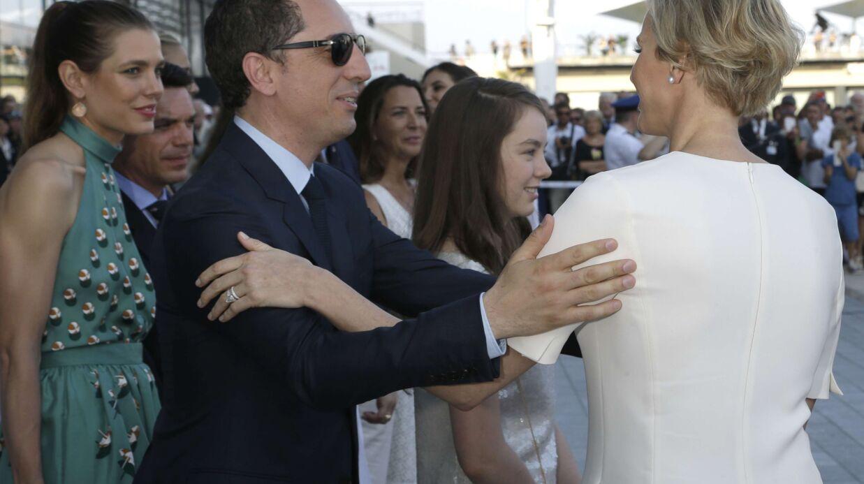 Gad Elmaleh et Charlotte Casiraghi ont fait baptiser leur fils à Monaco