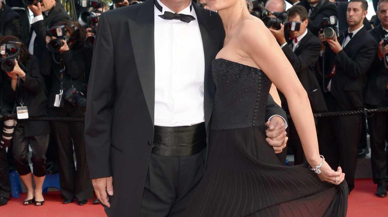 Thierry Ardisson a épousé Audrey Crespo-Mara