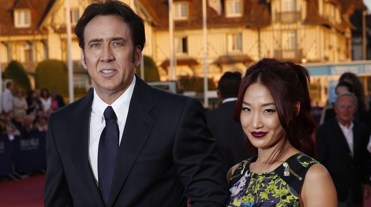 Nicolas Cage se sépare de sa femme Alice Kim