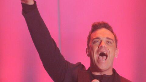 Robbie Williams va être papa d'une petite fille