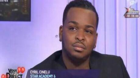 Cyril Cinélu: le gagnant de la Star Academy 6 arrête la musique