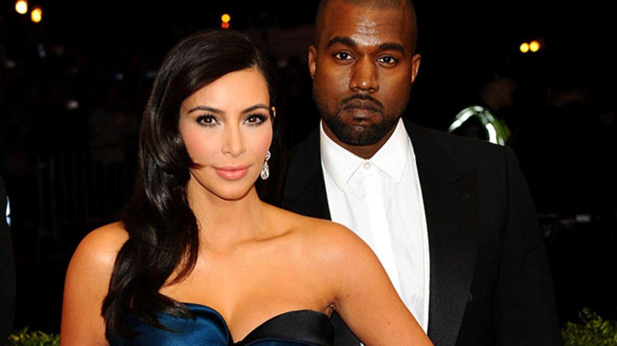 Tous les détails du mariage de princesse de Kim Kardashian