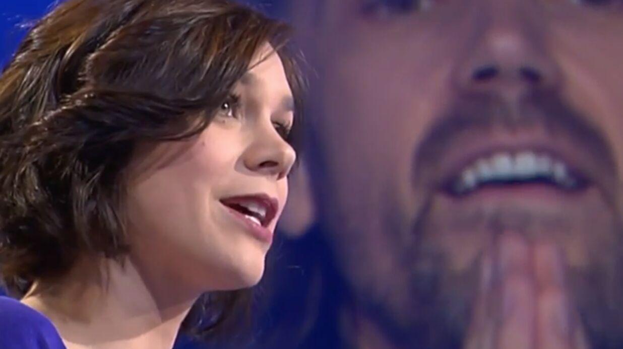 VIDEO Nathalie Péchalat évite les questions sur Jean Dujardin dans On n'est pas couché