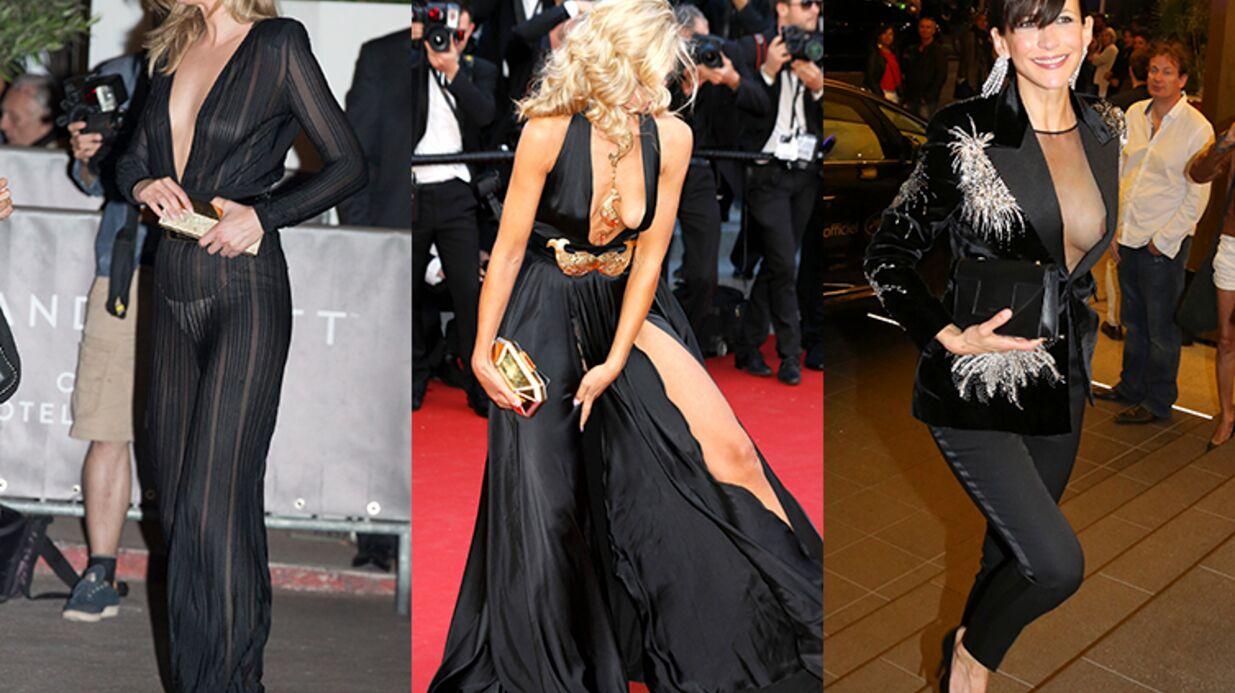 DIAPO Cannes 2015: les accidents vestimentaires qui ont provoqué des instants sexy