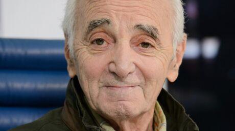 L'étonnant secret de longévité de Charles Aznavour