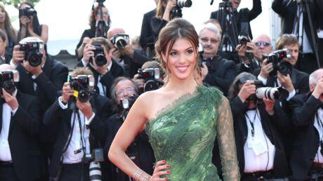 PHOTOS Cannes 2017: Iris Mittenaere sublime sur le tapis rouge
