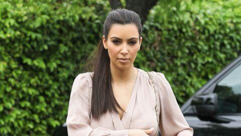 Kim Kardashian porte finalement plainte après son enfarinage