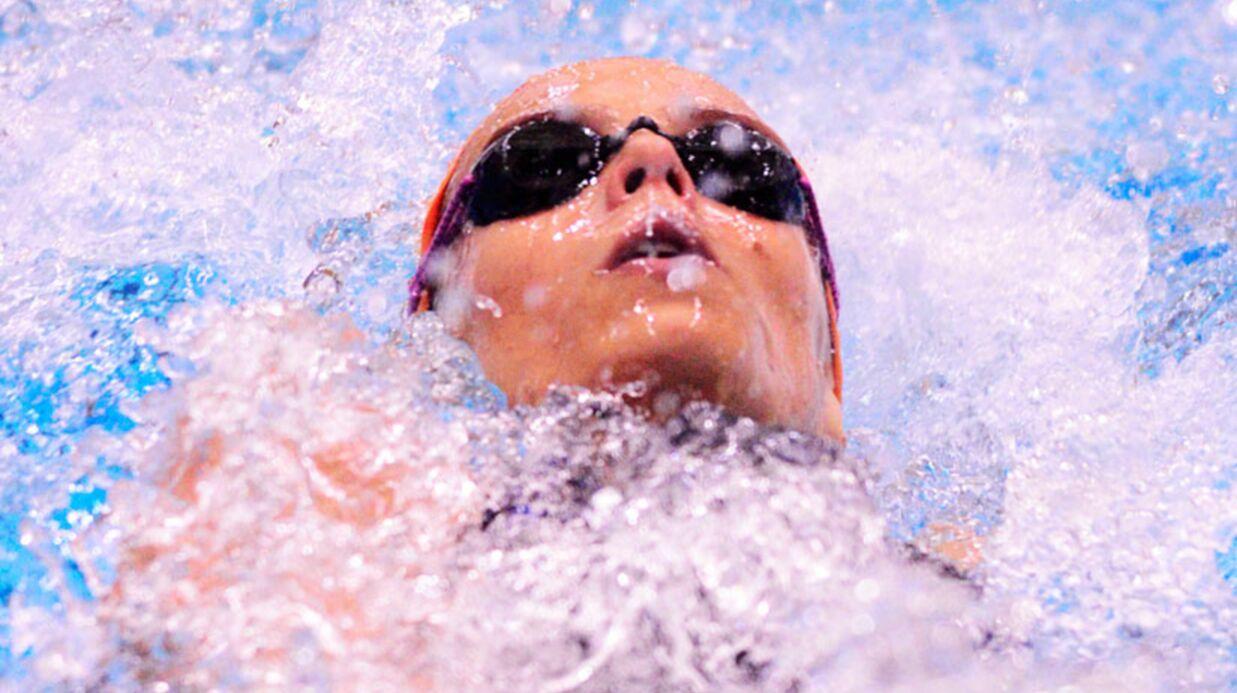 Laure Manaudou: qualifiée pour les Jeux Olympiques