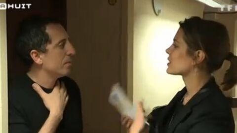 VIDEO Gad Elmaleh et Charlotte Casiraghi s'affichent dans Sept à huit