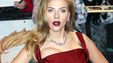 Scarlett Johansson: une future maman déjà angoissée