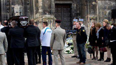 Obsèques d'Alexis Vastine: le dernier hommage de ses proches et des sportifs