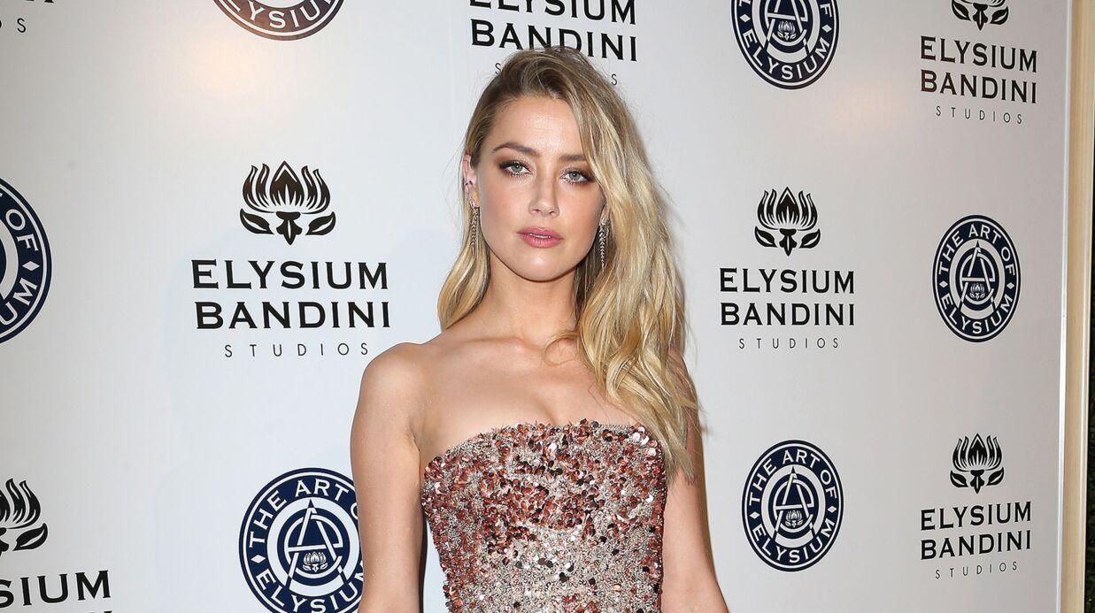 Amber Heard se souvient de l'impact de son coming-out sur sa carrière