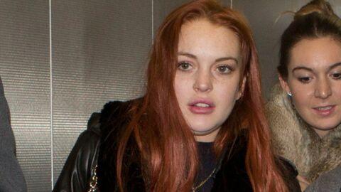 Lindsay Lohan: Charlie Sheen lui signe un chèque de 77 000 euros