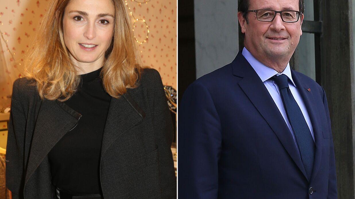 Julie Gayet ne veut pas être la première dame de François Hollande