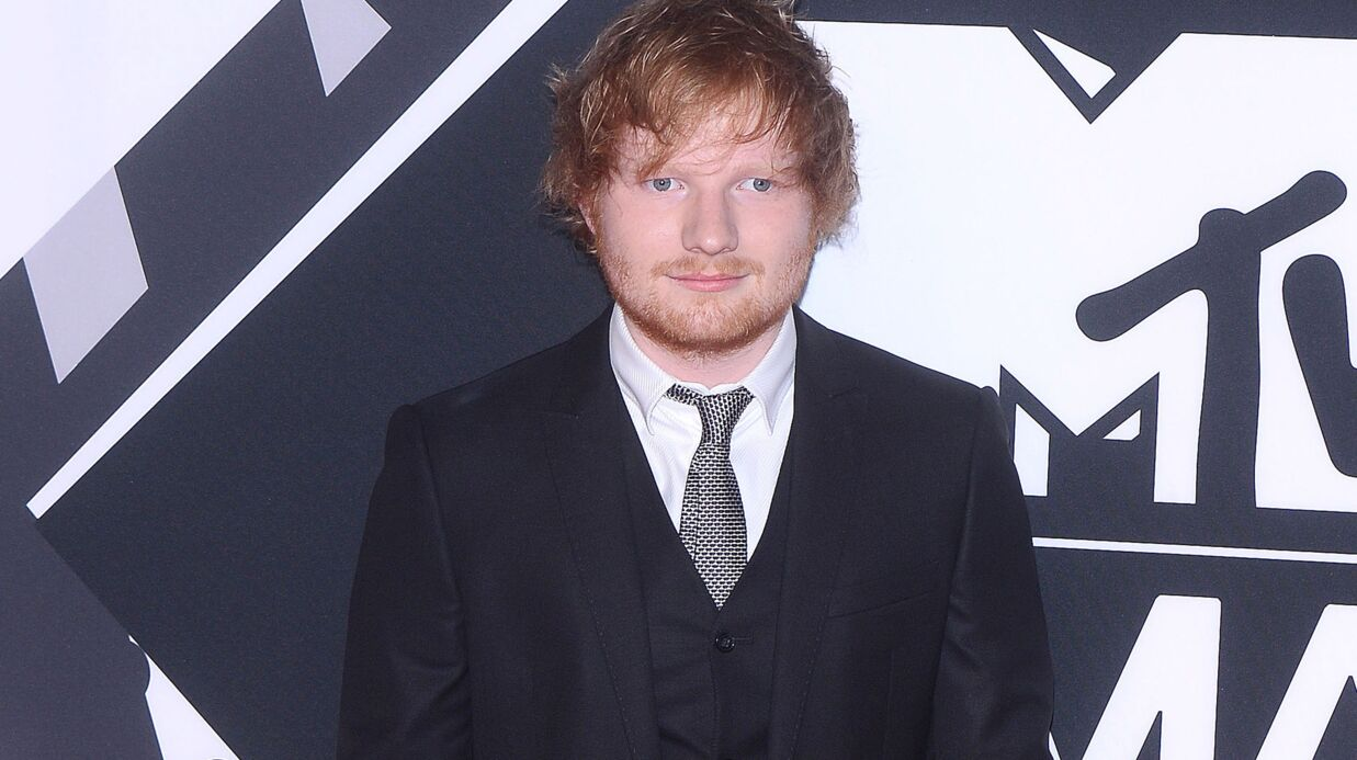 Ed Sheeran va jouer dans Bridget Jones 3, il le prouve en photo