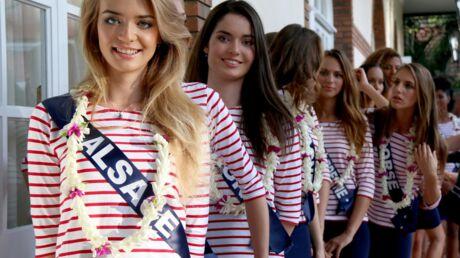 PHOTOS Miss France 2016: Les candidates défilent à Tahiti