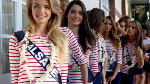 PHOTOS Miss France 2016 : Les candidates défilent à Tahiti